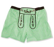 Tyroler - Boxer shorts - pistace